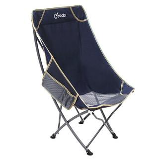 悠度(YODO) 便携户外折叠椅钓鱼椅垂钓椅导演椅休闲椅 月亮椅子