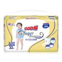 GOO.N 大王 光羽系列 婴儿尿裤 L32片 *2件