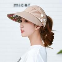 拾语 SW87 女士遮阳帽