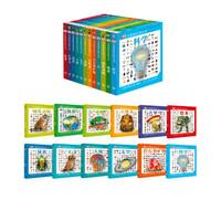 《DK儿童迷你百科全书》(套装全12册)