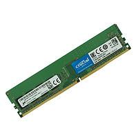 crucial 英睿达 DDR4 2400MHz 8GB 台式机内存