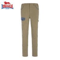Lonsdale龙狮戴尔正品女士户外速干裤长裤215108391