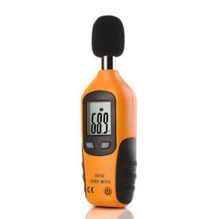 东美(Dongmei)手持式噪音计声级计音量检测分贝仪JHT-80A