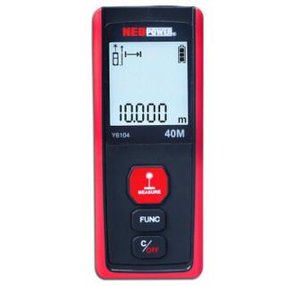 尼奥动力 neopower 激光测距仪高精度红外线迷你测量仪手持距离量房仪激光尺电子尺Y6104