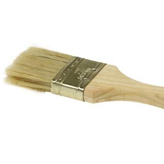 威克(vico)WK82220 毛刷2英寸多功能刷子油漆刷木柄刷扫灰刷油刷排笔刷食品刷烧烤配件4只装