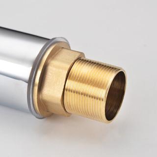 名爵 (MEJUE) Z-1211精铜主体单孔面盆龙头 洗脸盆冷热水龙头