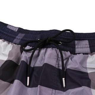 BURBERRY 博柏利 男款聚酯纤维休闲短裤 40054561