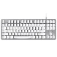 RAZER 雷蛇 黑寡妇蜘蛛轻装版 机械键盘 水银 雷蛇橙轴 白光