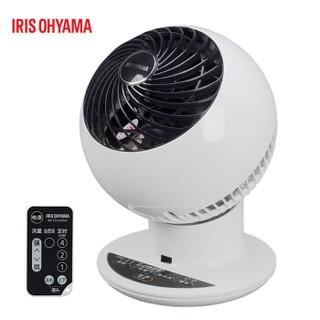 爱丽思(IRIS)日本 电风扇/空气循环扇  家用台式遥控定时摇头落地迷你小风扇PCF-SC15TC