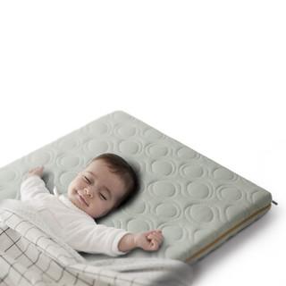 babycare婴儿床垫 小床垫乳胶天然椰棕宝宝床垫5960 120*60cm