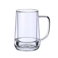 MINGSHANGDE 明尚德 高硼硅玻璃杯 480ml 透明