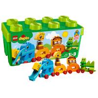 乐高得宝系列 10863 我的创意动物大巡游 LEGO DUPLO