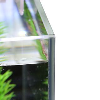 SUNSUN 森森 HWK-420P 超白桌面小鱼缸 (420*230*260mm)