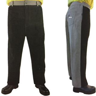 威特仕 / WELDAS 38-4650 电弧骑士焊工裤电焊专用工装裤阻燃棉防电弧飞溅工裤 XL 1条