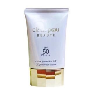 京东PLUS会员 : Cle de Peau BEAUTE 肌肤之钥 抗老防晒霜 SPF50/PA++++ 50g +凑单品