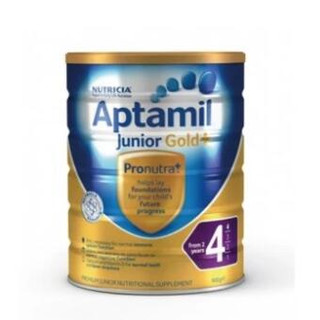 Aptamil 爱他美 金装 婴幼儿奶粉 4段 900g