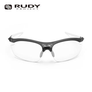 RUDY PROJECT运动眼镜男太阳眼镜镀膜变色镜片跑步骑行登山意大利进口RYDON 冷冻灰+黑色光致变色镀膜 均码