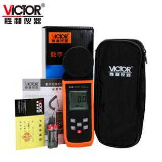 胜利仪器(VICTOR)数字照度计自动量程光照亮度表测光仪VC1010C