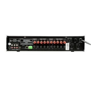 得胜(TAKSTAR)EBS-1C 数码编程控制器 广播系统微电脑控制 公共广播工程内置2GB内存