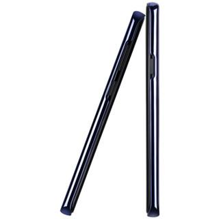 摩米士(MOMAX)三星S9手机壳 流金电镀 全包防摔硬壳手机保护套 适用于Samsung Galaxy S9 紫色