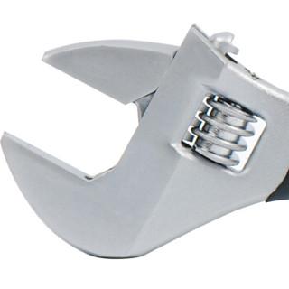 世达(SATA)47252 沾塑欧式活动扳手活络扳手快扳手活扳手12英寸