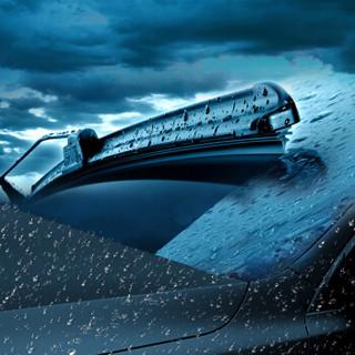 博世(BOSCH)雨刷/雨刮器神翼六合一无骨28/18对装(特斯拉MODEL S)