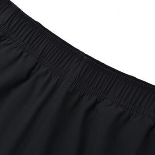 LI-NING 李宁 训练系列 男 运动长裤 AYKN021-2 标准黑 XXL码