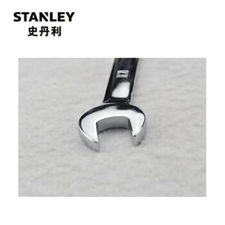 史丹利(STANLEY)强力型公制精抛光两用长扳手22mm 93-513-1-22