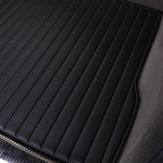 五福金牛 汽车后备箱垫尾箱垫 专用于凯迪拉克XT516-18款 荣耀系列环保皮革