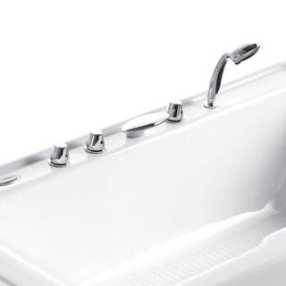 箭牌 ARROW A1528SQ 箭牌卫浴新款1.5米 亚克力浴缸 右裙
