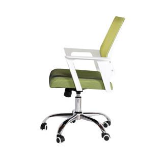 驰界(chijie)员工办公椅网布电脑椅休闲转椅会议椅职员升降椅子