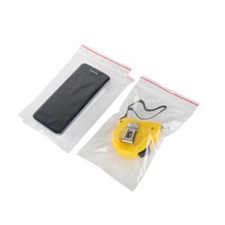 欧唛oumai  加厚自封袋透明包装袋塑料袋收纳袋 封口密封袋 防水保鲜袋 6号 170mm*120mm 400只装