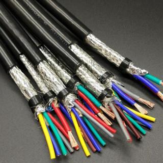 齐鲁(QILU)电线电缆 RVV4×4平方 国标铜芯 100米