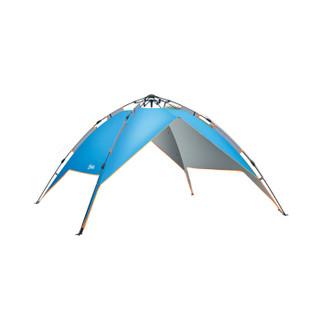 悠度(YODO)全自动帐篷户外液压3-4人野营速开帐篷超轻便携套餐