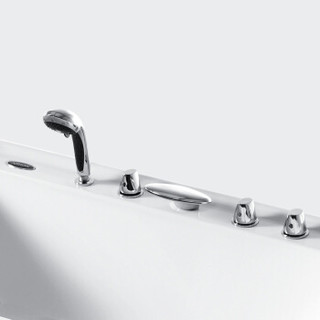 箭牌(ARROW)A1528SQ   箭牌卫浴新款1.5米 亚克力浴缸 左裙