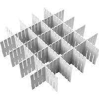 wnl 万年利 抽屉收纳分隔板 (白色)