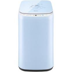 值友专享:Hisense 海信 HB30DF642 洗衣机 (蓝色、3kg)