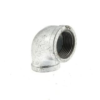 建支 国标热镀锌异径弯头  玛钢 50*25mm   5个/件
