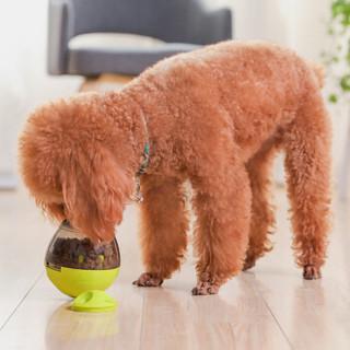 华元宠具 hoopet 狗狗玩具不倒翁漏食球漏食器益智宠物慢食器智力狗粮耐咬玩具