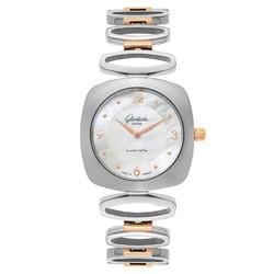 GLASHUTTE 格拉苏蒂 Pavonina系列 1-03-02-03-06-14 女士时装腕表