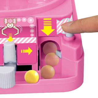 凯蒂猫(Hello Kitty)迷你音乐抓娃娃机抓球机糖果机儿童玩具女孩 KT-8785