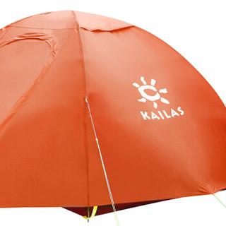 凯乐石(KAILAS)三季野营帐(秋梦III) KT320017 桔色