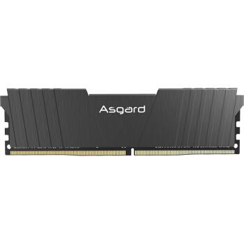Asgard 阿斯加特 洛极T2 DDR4 2666MHz 台式机内存条 16GB