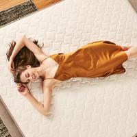 Sealy/丝涟 床垫 白色 弹簧 海绵 150*200*21cm
