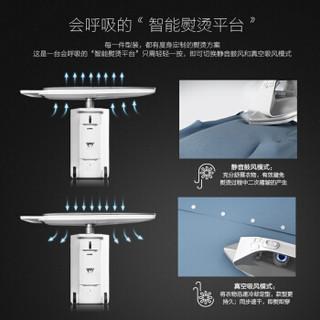 卓力(CUORI)SuperPro增压智能整烫系统 家用蒸汽熨烫机  手持挂烫机全套