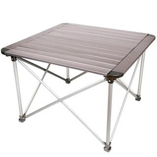 烧烤世家e-Rover 户外便携折叠桌 爱旅悠升降折叠桌 简易便携桌烧烤桌 野外铝合金桌