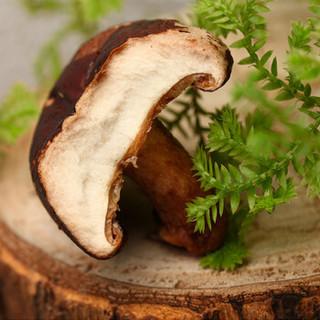来伊份 香菇脆即食果蔬干蘑菇干蔬菜干脱水零食 脆香菇35g