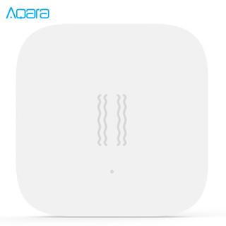 Aqara 动静贴 震动感应已接入米家(MIJIA)苹果HomeKit小米生态智能家居家装安防防盗报警提醒