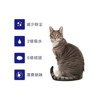 佳乐滋(Gaines)凝团纸猫砂庭园香型 5L(通用型) 日本进口