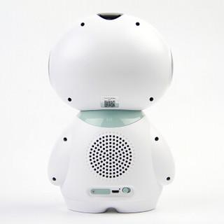 好易通L1智能机器人宝宝玩具男女孩早教益智早教机wifi聊天机器人故事机学习机陪伴机器人国学机1-3岁萌萌绿